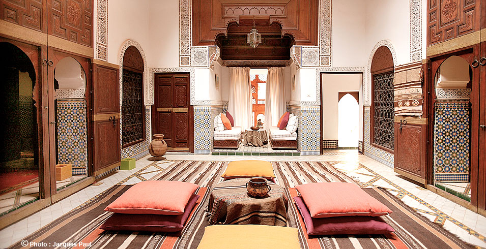 Riad El Borj (official website image)