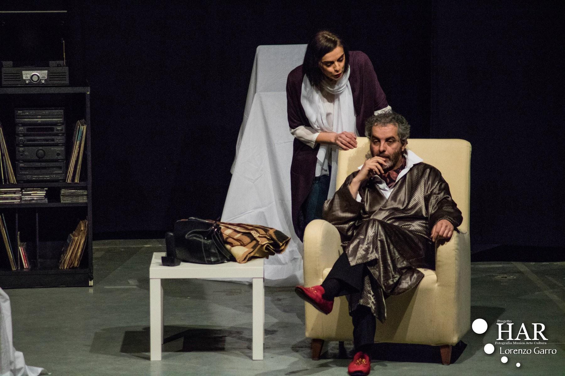 Rossana parla con Dio (2015/2016)