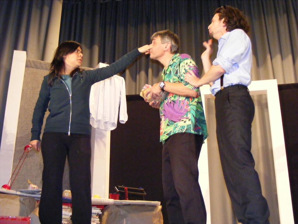 Andy e Norman (2010/2011)