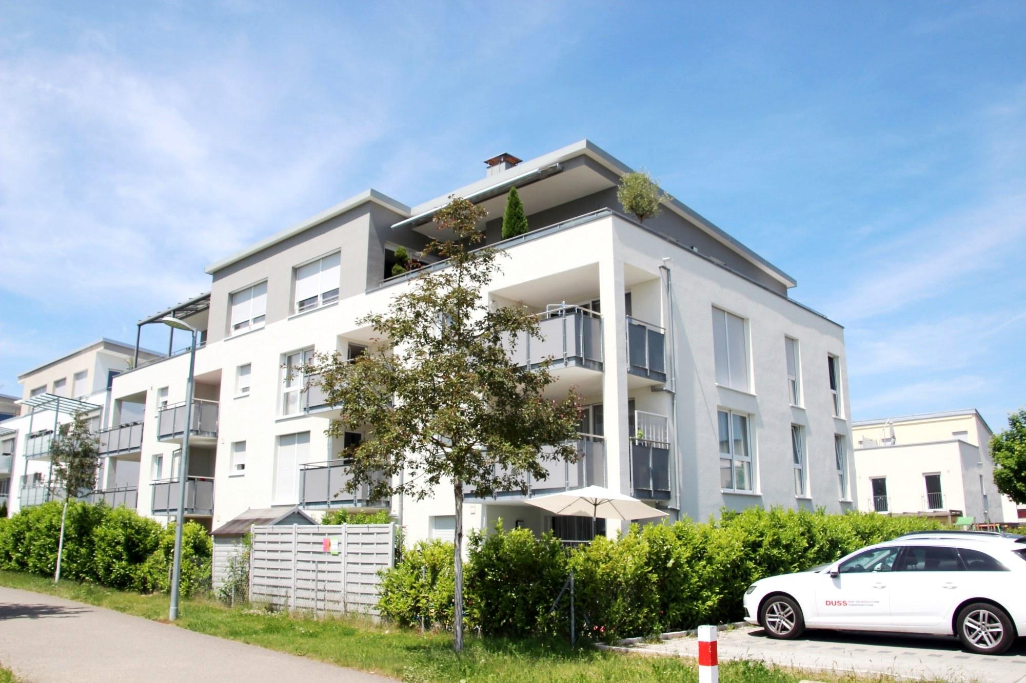 2013 | 12-Familienhaus Hilde-Coppi-Straße in Sindelfingen-Maichingen, Architekt Dipl. Ing. Sandra Rapino