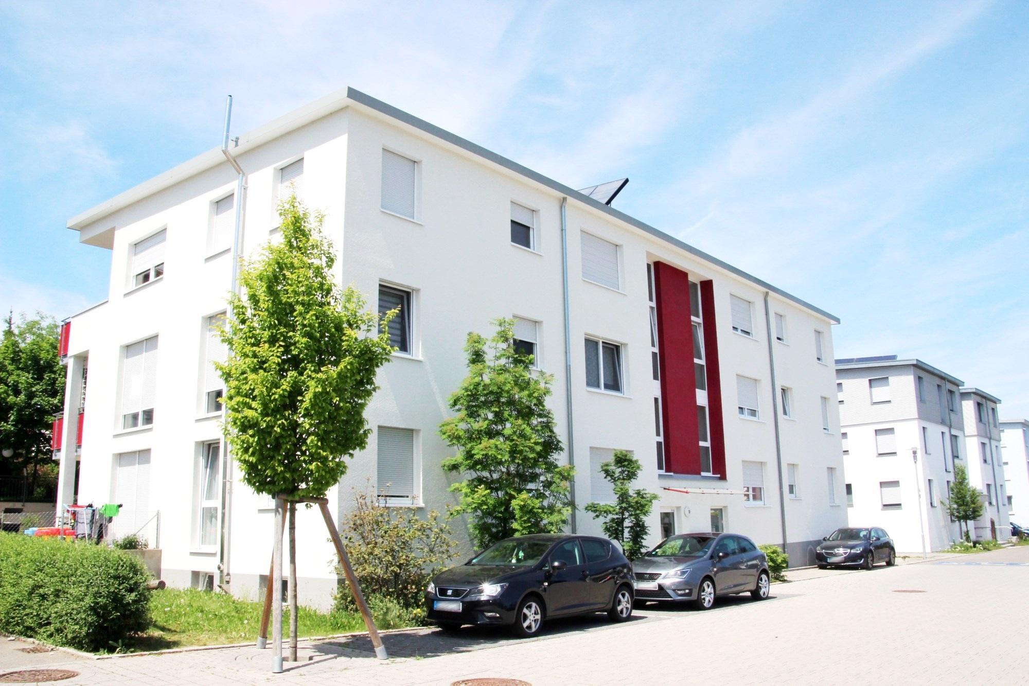 2010 | 9-Familienhaus Sofie-Scholl-Straße in Renningen, Architekt Dipl.Ing. U. Gehrer