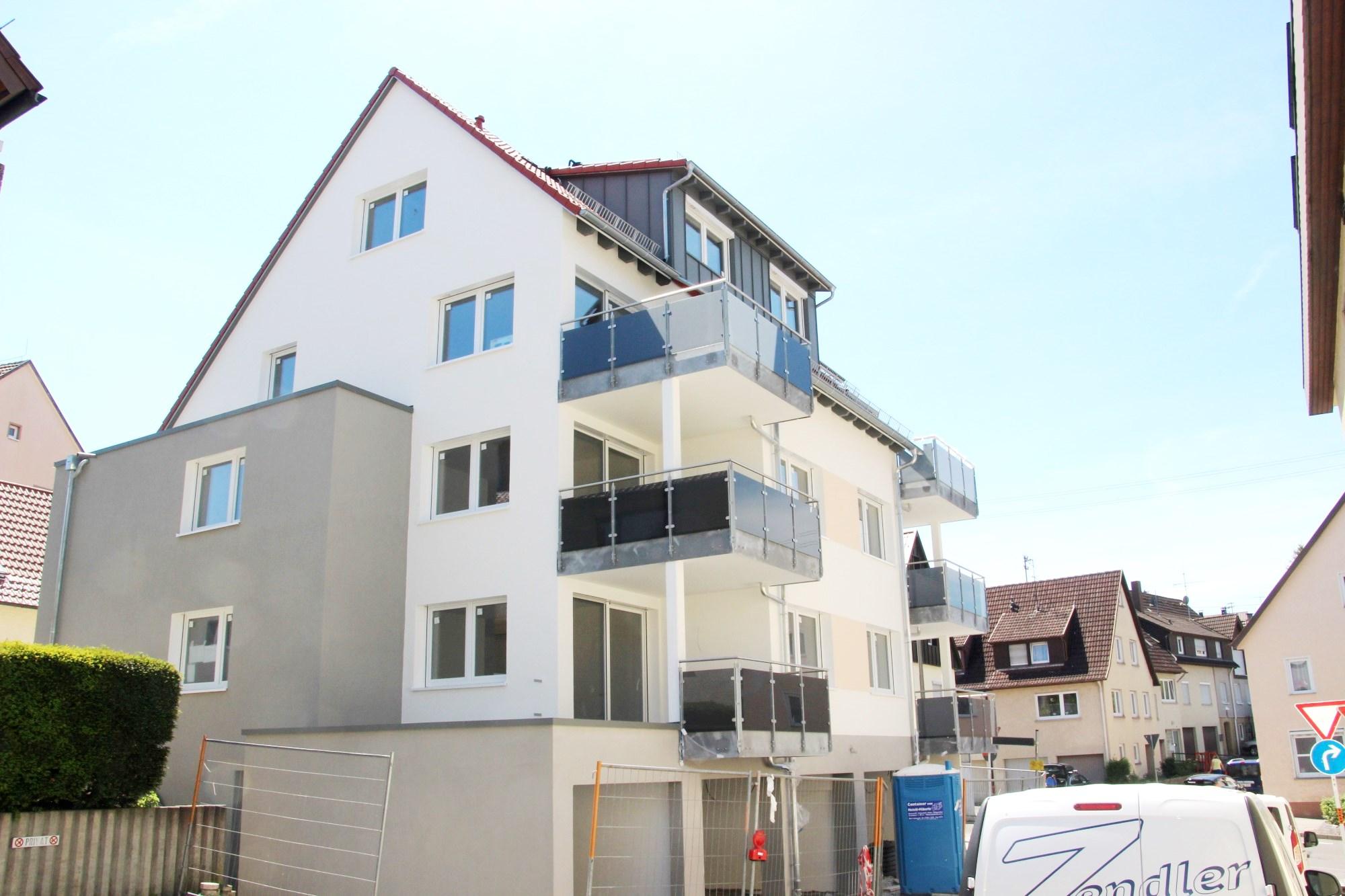 2017 | 5-Familienhaus Neue Stuttgarter Straße in Magstadt, Architekt Dipl. Ing. Sandra Rapino