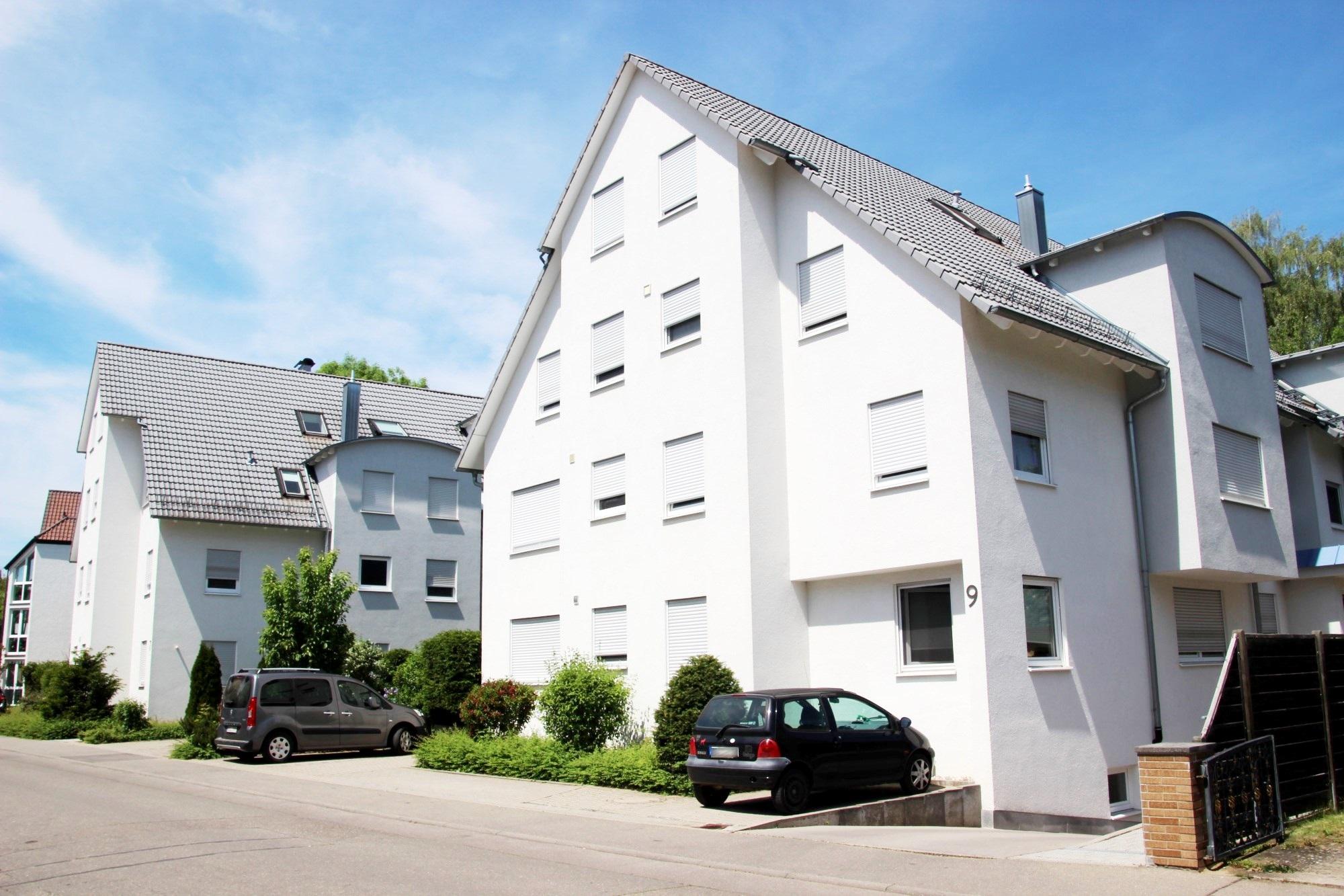 2007 | 2. Bauabschnitt 9-Familienhaus Pfadstraße in Sindelfingen-Maichingen, Architekt Dipl. Ing. U. Gehrer