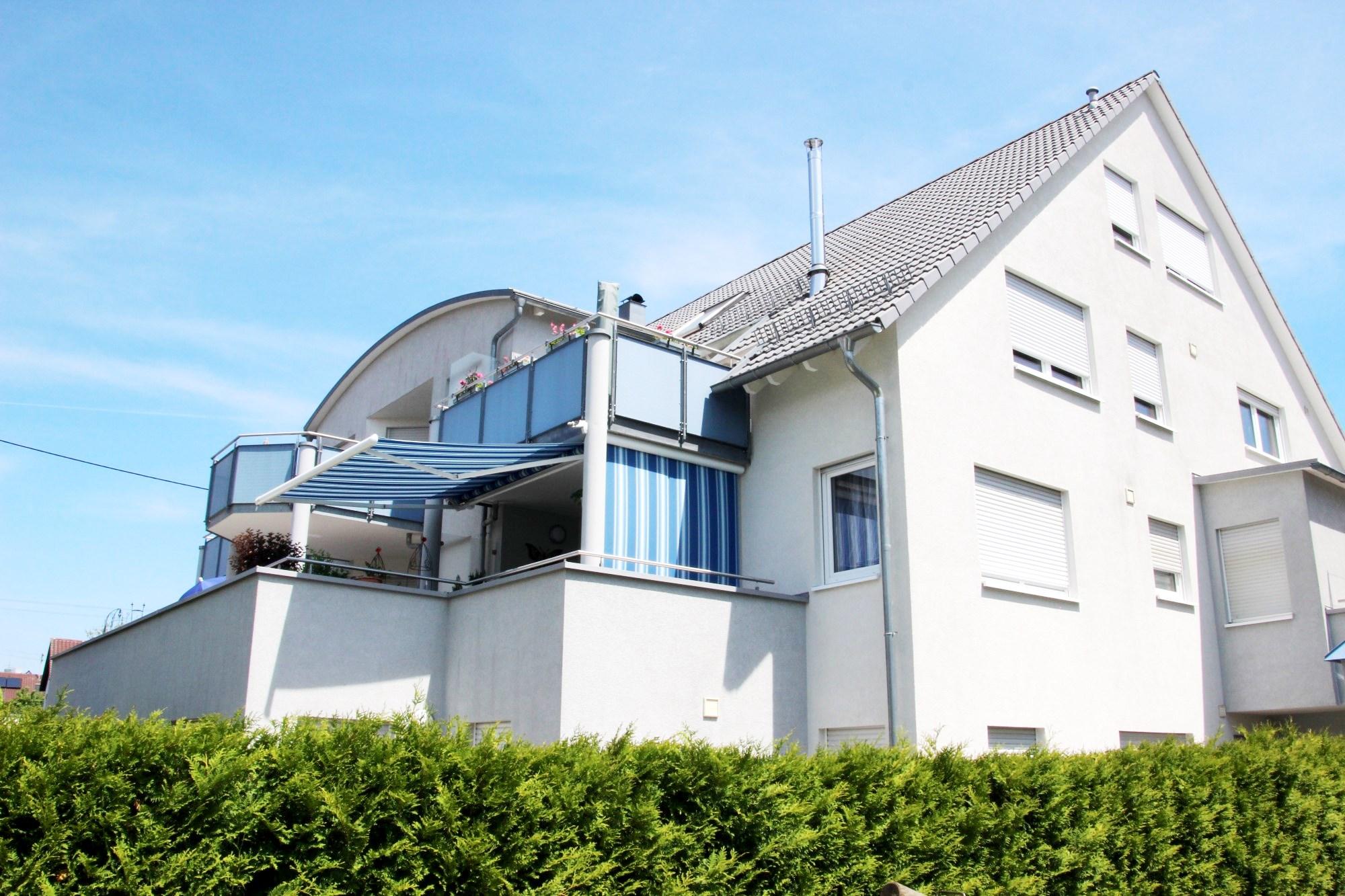 2008 | 16-Familienhaus Brühlstraße in Sindelfingen-Maichingen , Architekt Dipl. Ing. U. Gehrer