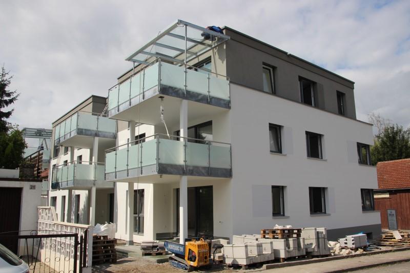 2017 9-Familienhaus Oswaldstraße in Magstadt, Architekt Dipl. Ing. Sandra Rapino
