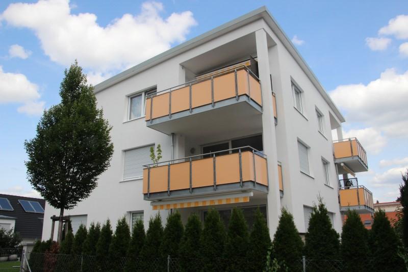 2010 | 8-Familienhaus Sofie-Scholl-Straße in Renningen, Architekt Dipl.Ing. U. Gehrer