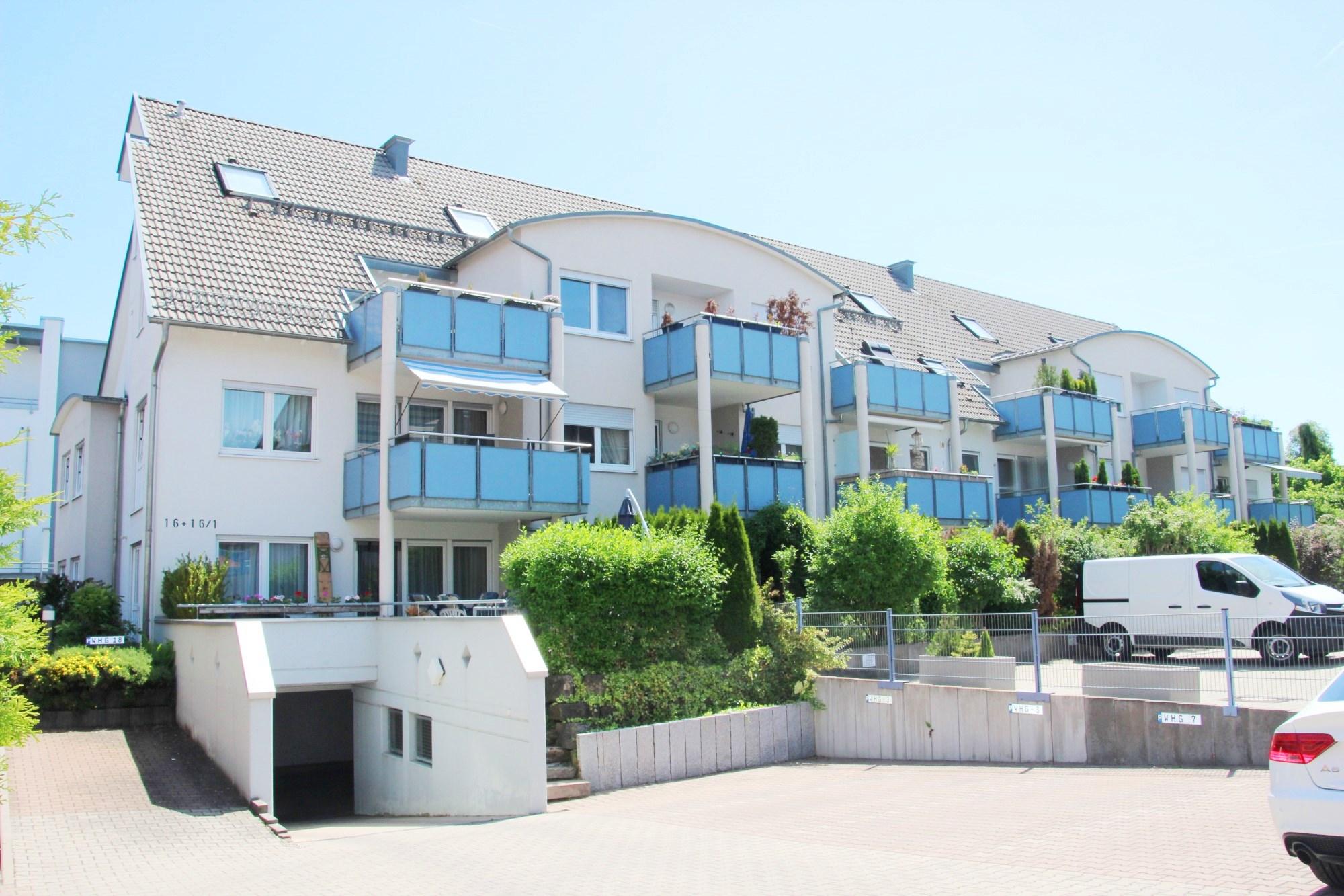 2001 | 16-Familienhaus Traubenstraße in Magstadt, Architekt Dipl. Ing Ulrich Gehrereferenz