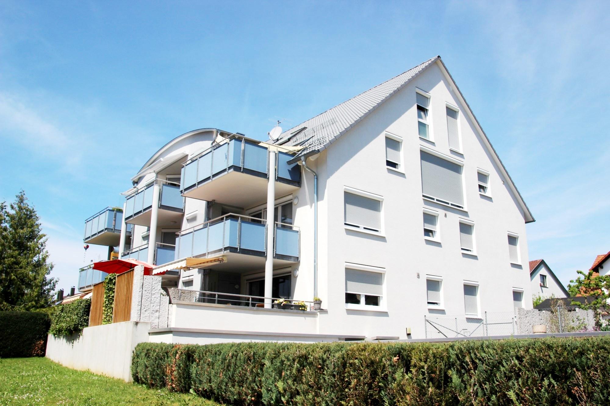2010 | 9-Familienhaus Neue Stuttgarter Straße in Magstadt, Architekt Dipl.Ing. U. Gehrer