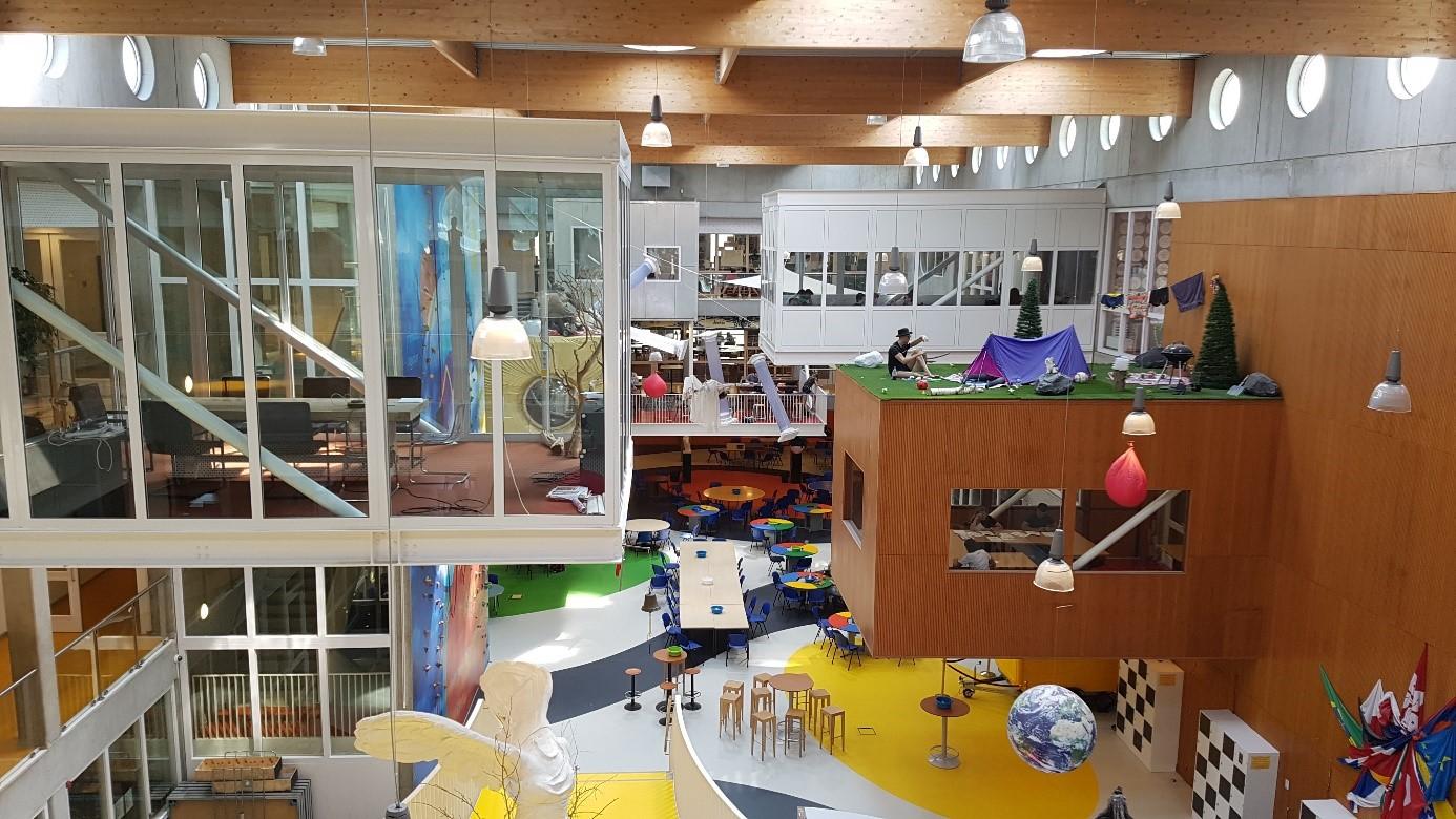 Agora Niekée Secondary School Roermond Nederland