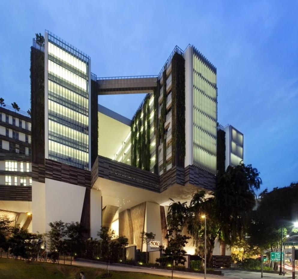 School Of The Arts  Singapore