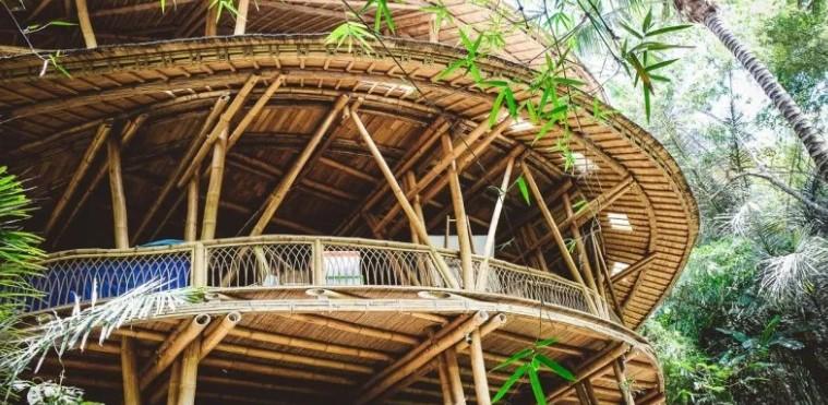 Green School Bali Indonesië