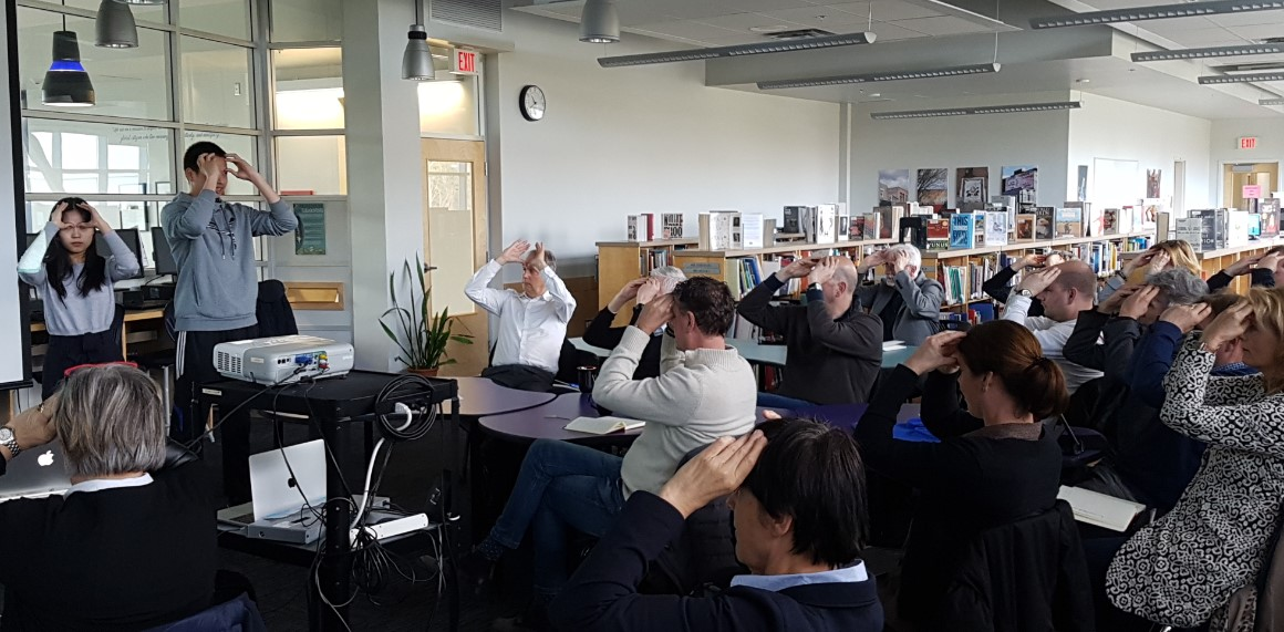 Brainlearning and wellbeing Uhill Secondary School Vancouver Canada