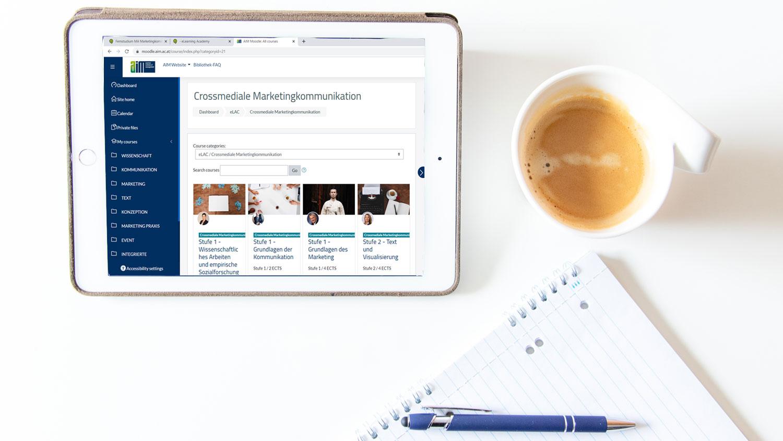 Wie läuft ein Online Masterstudium eigentlich ab?