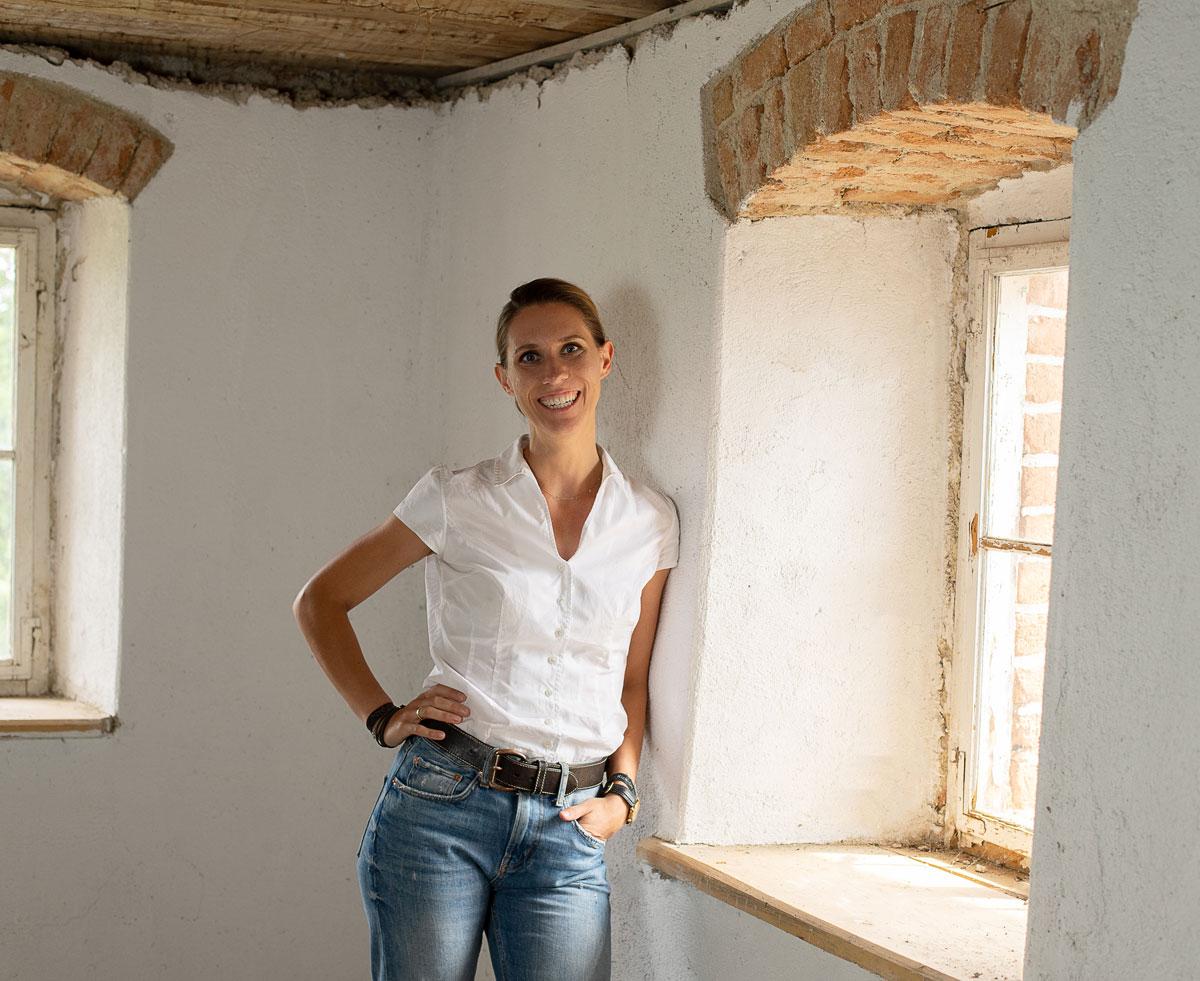Im Portrait: Anria Brandstätter - Leitung Studienberatung