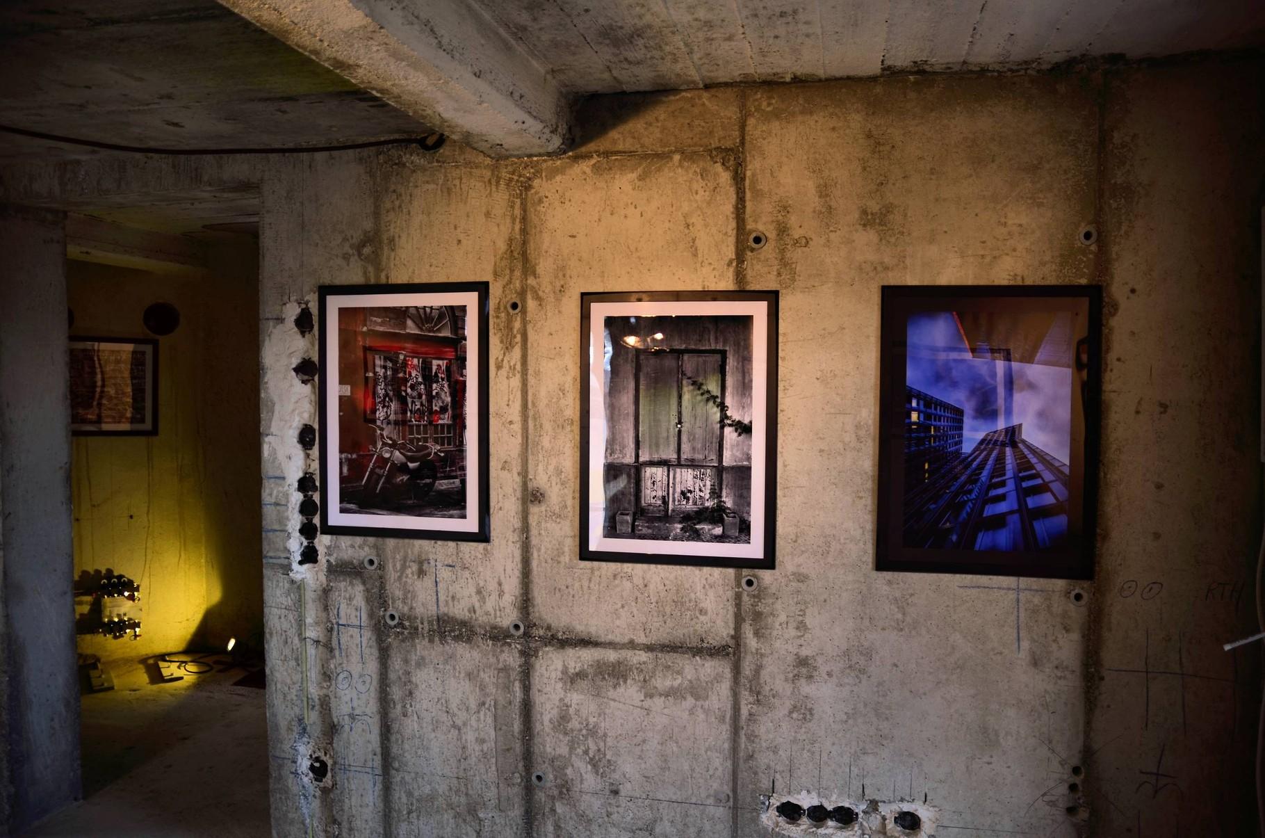 Die Ausstellung im Aqua-Turm
