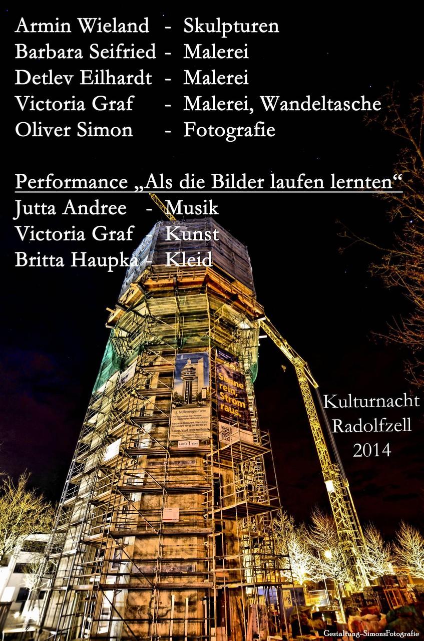 Kulturnacht am 02.10.2014 in Radolfzell