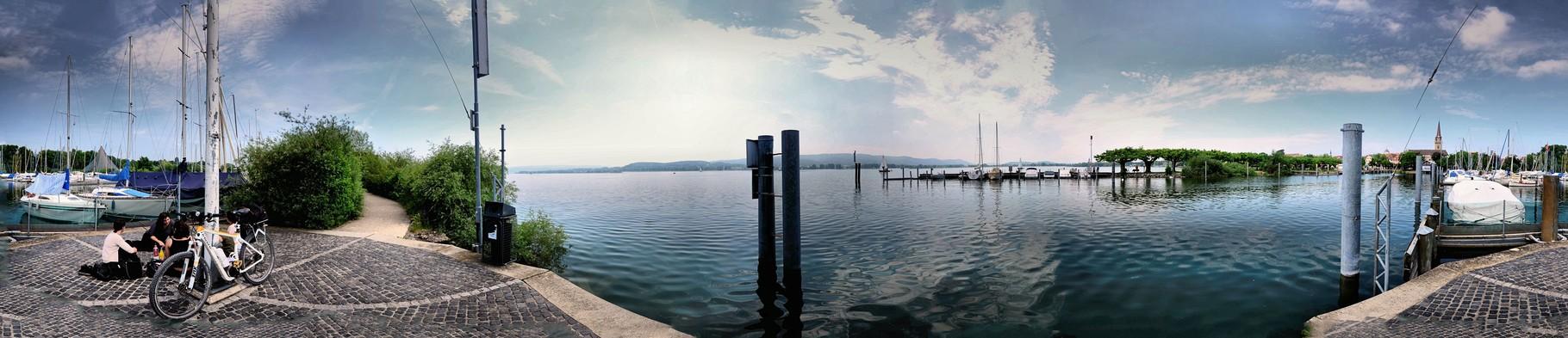 Radolfzell Hafen