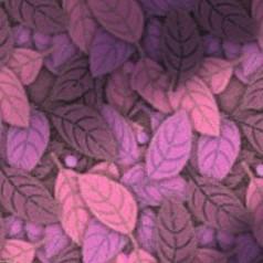 3  Moquette automne Violet