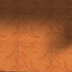 2  Moquette orange en relief