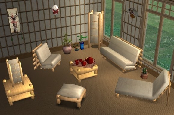 le japon les sims2coccinel75. Black Bedroom Furniture Sets. Home Design Ideas