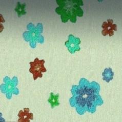 4  Moquette Gaîté turquoise