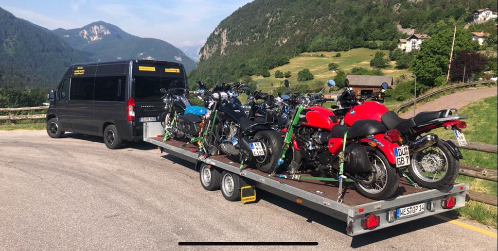 Motorrad Gruppenreisen