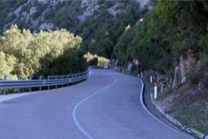 Motorradtour Sardinien