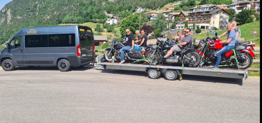 Gruppenreisen Motorrad