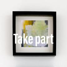 sei Du ein Teil der Kunst und verbinde sie wieder zu dem Ganzen.