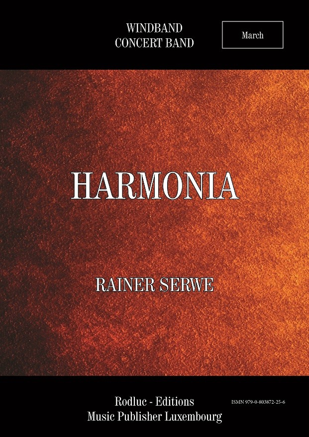 Harmonia - Rainer SERWE