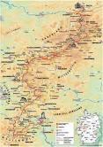 Karte Rothaarsteig