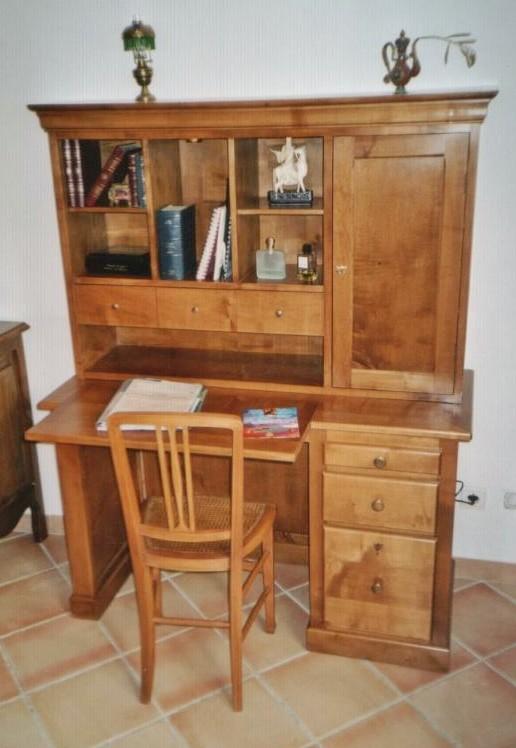 L 39 atelier conception de meubles design de maison for Conception meubles