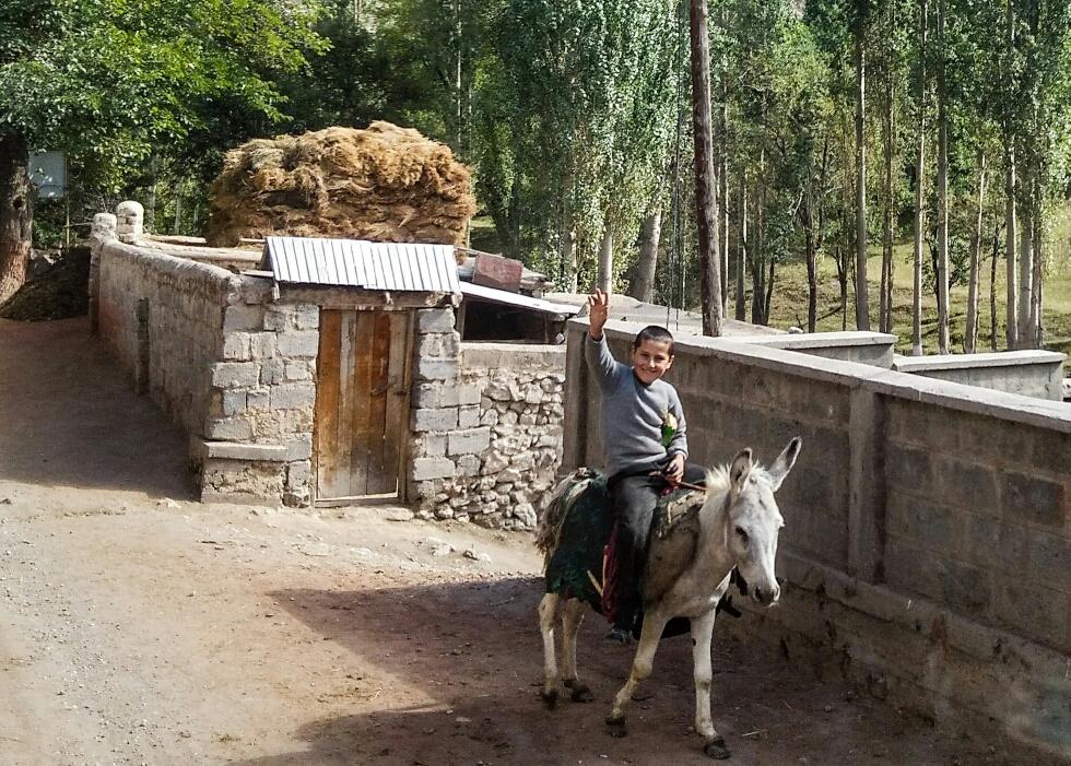 Ciao Tadjikistan !!