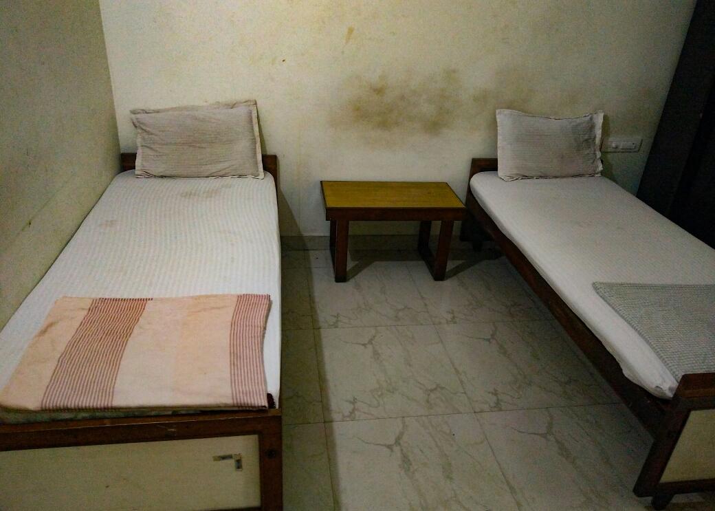 Le genre de chambre qu'on peut avoir dans les palaces ou les lodges