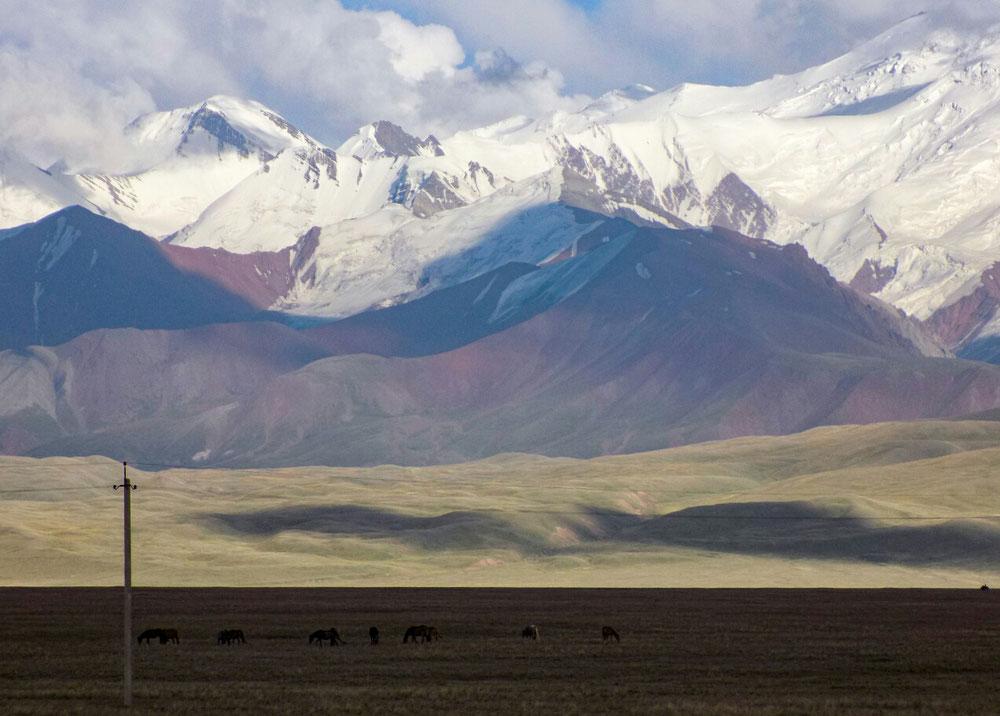 Le massif du Pamir Alaï