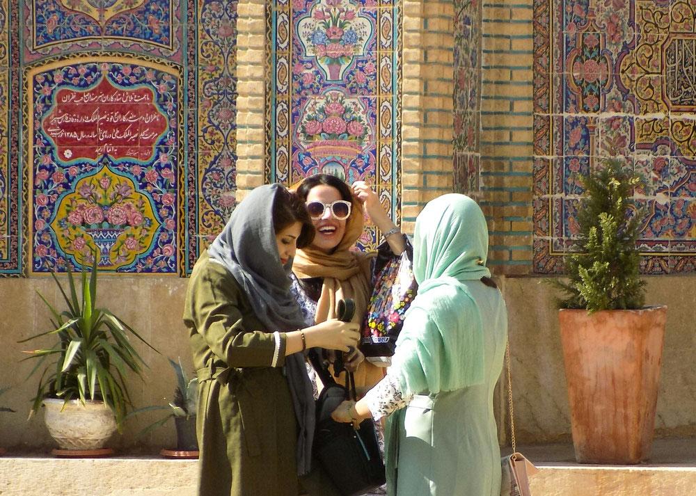 Street style iranien