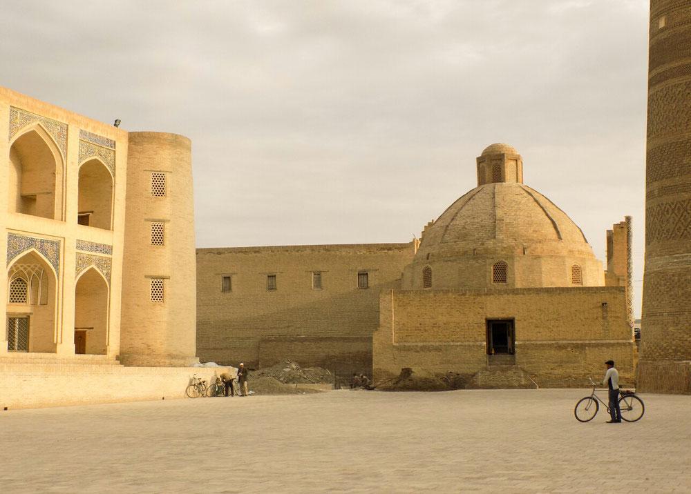 Vieille ville de Bukhara