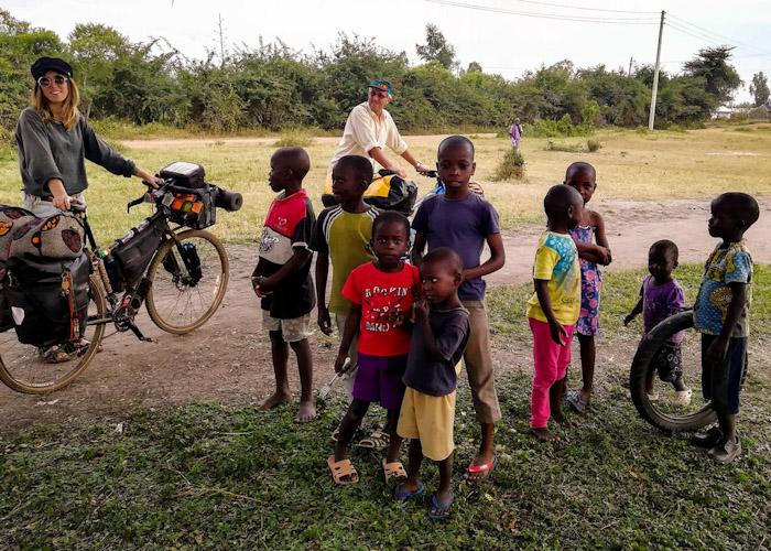 Des enfants partout au Kenya !