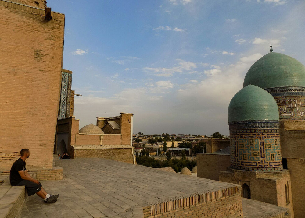 Nécropole Chah-e-Zindeh