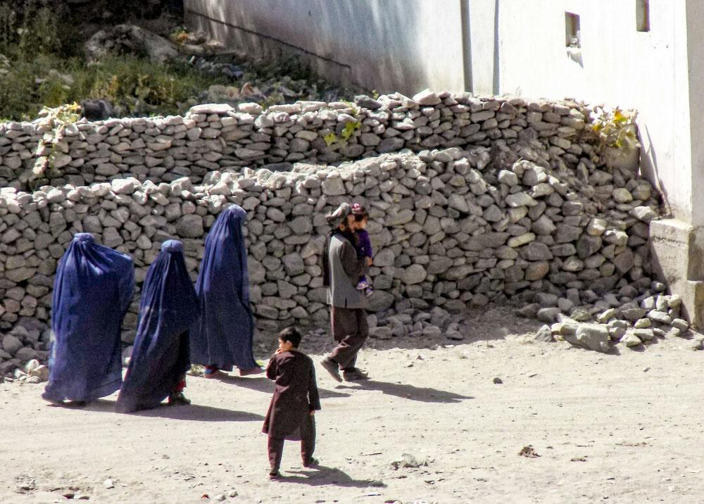 Autre vue de l'Afghanistan..