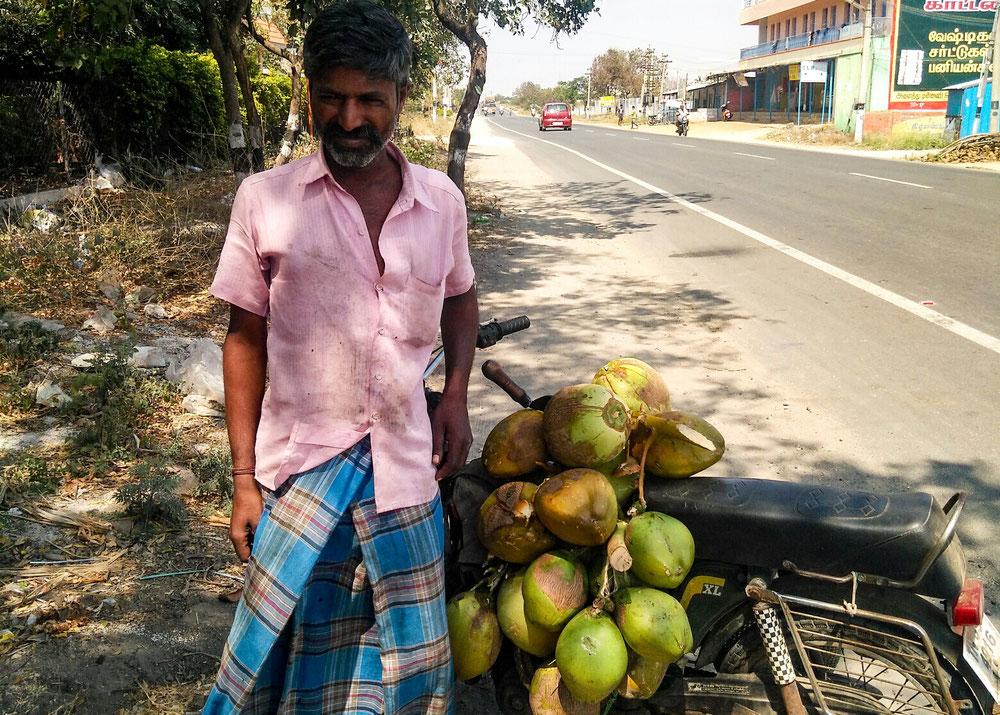 Coconut mobile !