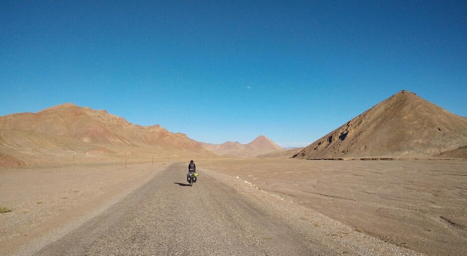 Les pyramides, on est toujours au Tajikistan ?