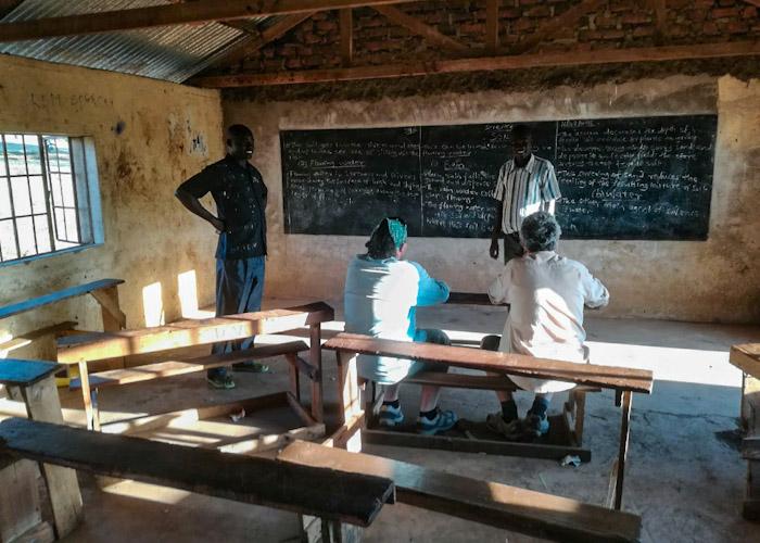 Étape 3 : Présentation de la classe