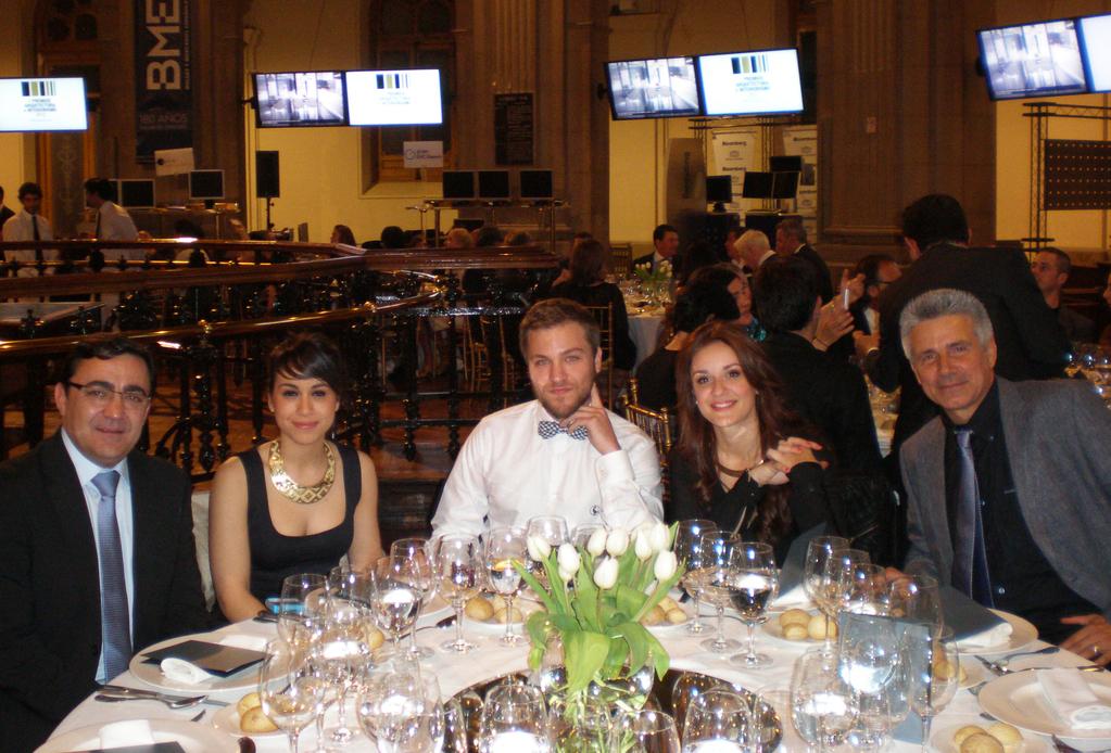 Diana + Cristina + Finalista (ESDCRBC de Palma de Mallorca)
