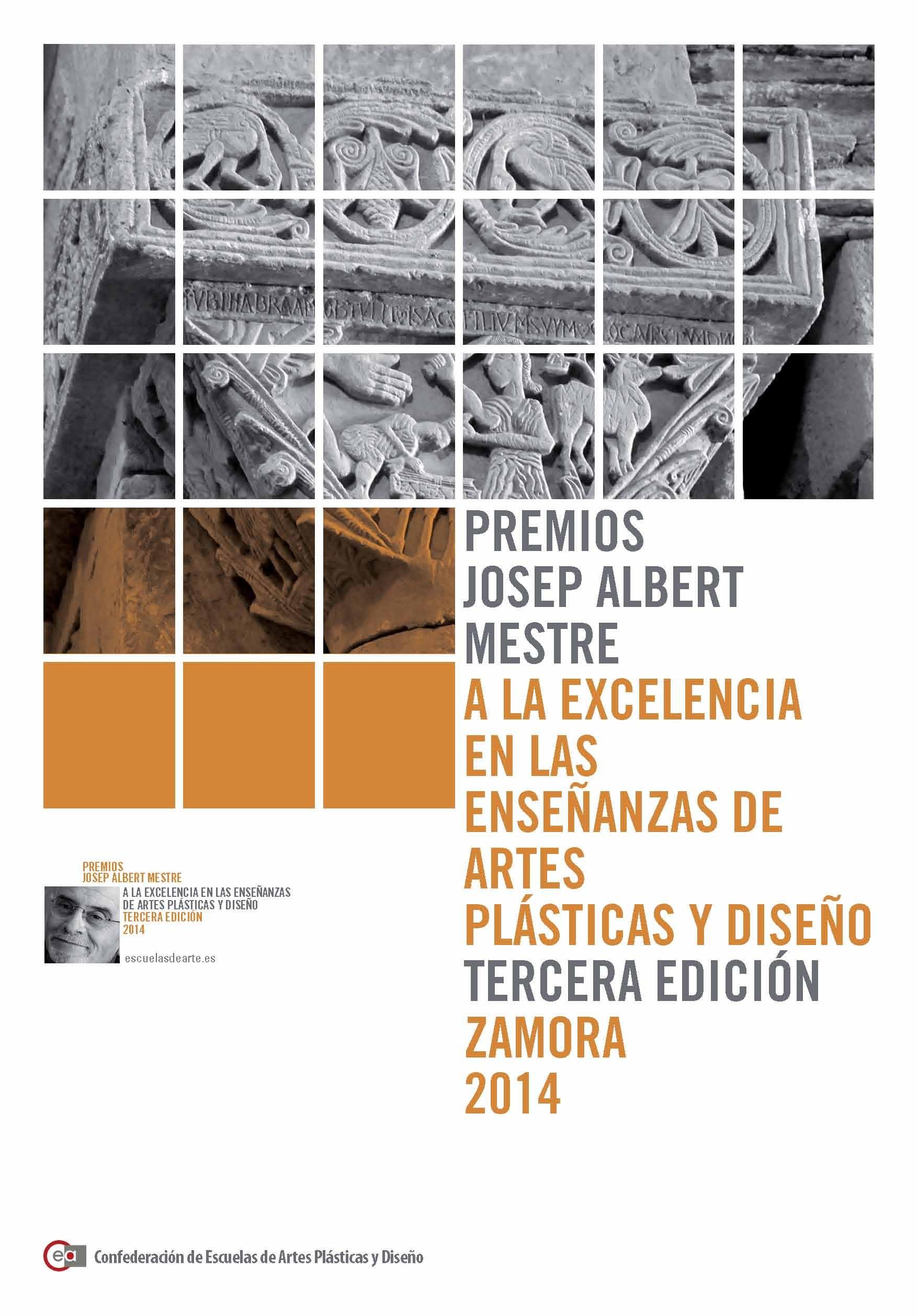 Premios Josep Albert Mestre Zamora 2014 Escuela De Arte Y