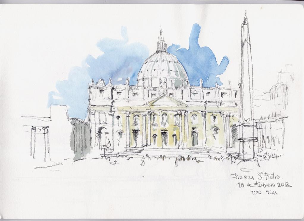Roma. San Pietro