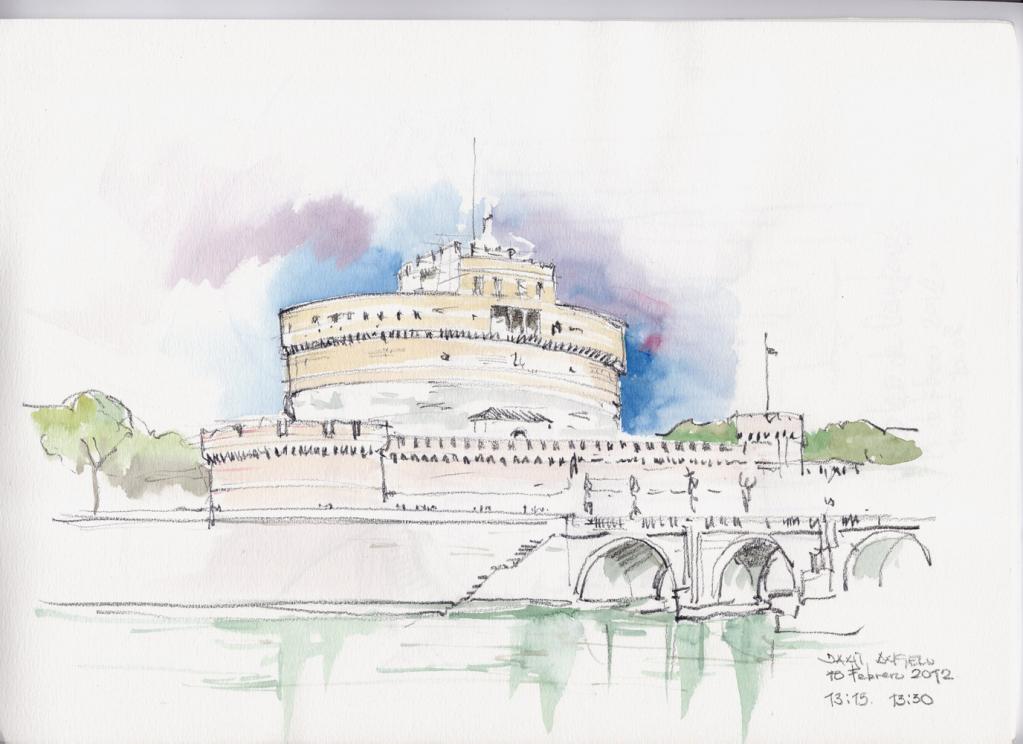 Roma. Castello di Sant'Angelo