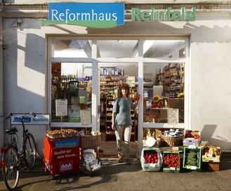 Reformhaus Klingbiel (Foto R.Peters-Schäber)