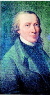 Matthias Claudius 1740-1815 (H.Schubert), Stadtarchiv