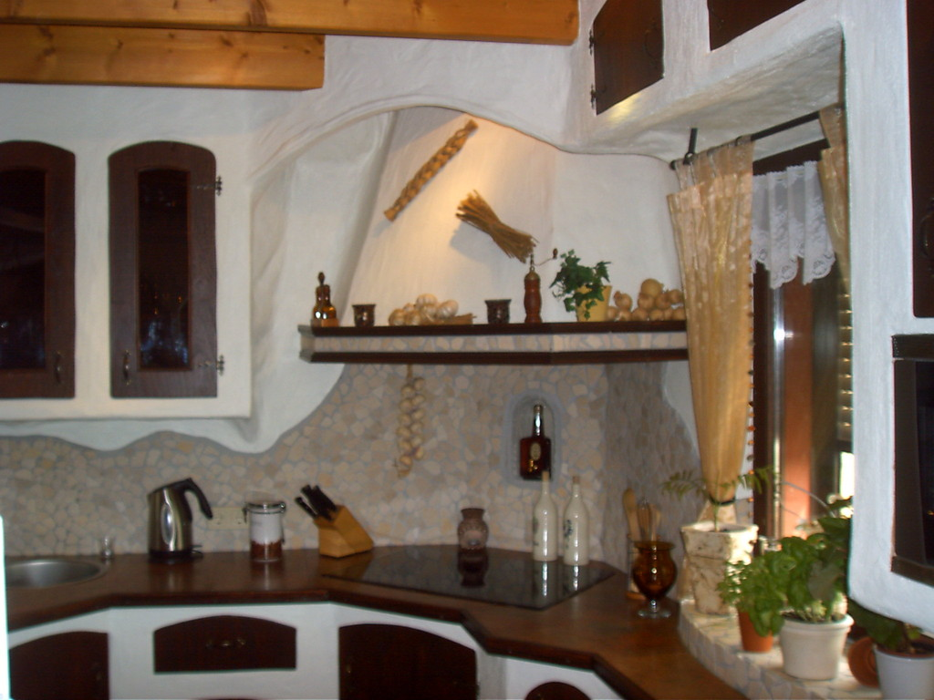 Mediterrane Küchen Selber Bauen: Unterschrank